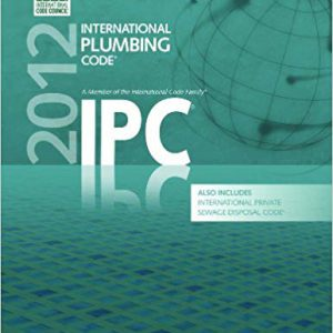 International Plumbing Code 2012