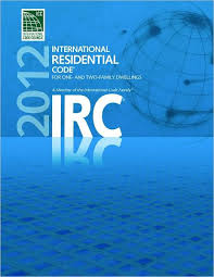 International Residential Code for One and Two Family Dwellings 2012