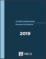 NRCA Membrane Roof Systems 2019