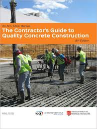 contractors guide to quality concrete construction 4th