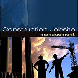 construction jobsite management 3rd edition