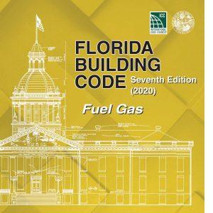 2020 florida building code fuel gas