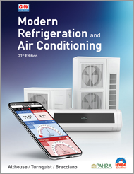 modern refrigeration and air conditioning 21st