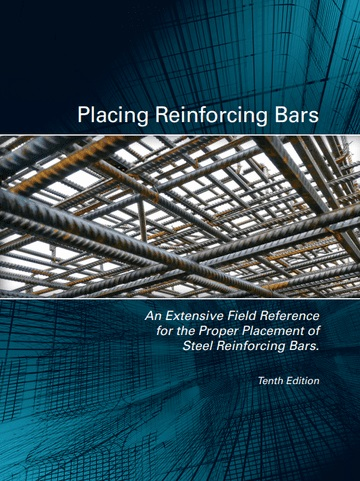 placing reinforcing bars 10th edition